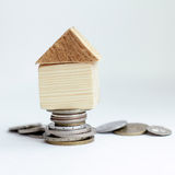 Invest in real estate Royalty Free Stock Images