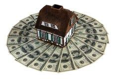 Investa nel bene immobile e vinca Immagini Stock Libere da Diritti