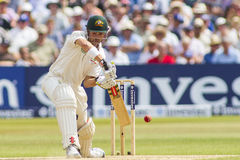 The Investec Ashes First Test Match Day Four Stock Photography