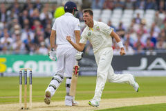 The Investec Ashes First Test Match Day One Stock Images