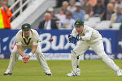 The Investec Ashes First Test Match Day One Royalty Free Stock Photos