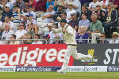 The Investec Ashes First Test Match Day One Stock Image