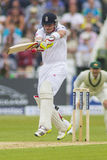 The Investec Ashes First Test Match Day One Royalty Free Stock Photo