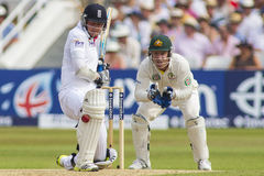 The Investec Ashes First Test Match Day Three Royalty Free Stock Photos