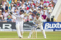 The Investec Ashes First Test Match Day Three Stock Photos