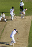 The Investec Ashes First Test Match Day Two Stock Photo