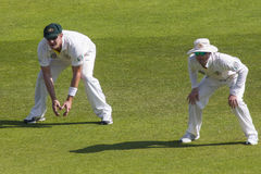 The Investec Ashes First Test Match Day Two Stock Images