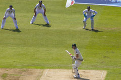 The Investec Ashes First Test Match Day Two Stock Photography