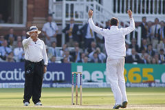 The Investec Ashes Second Test Match Day Four Stock Photography