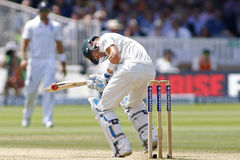 The Investec Ashes Second Test Match Day Four Royalty Free Stock Photo