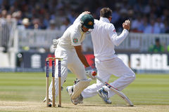The Investec Ashes Second Test Match Day Four Royalty Free Stock Images