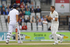 The Investec Ashes Third Test Day Five Royalty Free Stock Image