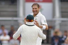 The Investec Ashes Third Test Day Five Royalty Free Stock Photos