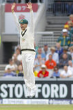 The Investec Ashes Third Test Day Four Royalty Free Stock Photo