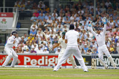 The Investec Ashes Third Test Day One Stock Photos