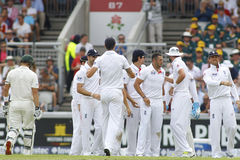 The Investec Ashes Third Test Day One Royalty Free Stock Photography