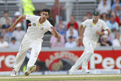 The Investec Ashes Third Test Day Three Stock Photo