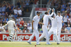 The Investec Ashes Third Test Day Two Royalty Free Stock Photography