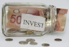 investeer royalty-vrije stock afbeeldingen