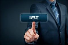 investeer royalty-vrije stock foto