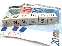 Investeer Stock Foto's