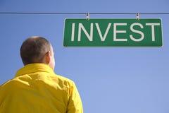 Investeer stock afbeeldingen