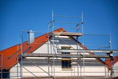 investeer binnenshuis de bouw royalty-vrije stock foto's