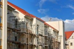 investeer binnenshuis de bouw royalty-vrije stock afbeeldingen