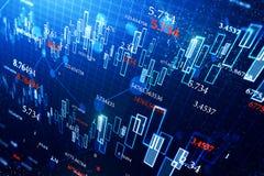 Investeer en financier textuur royalty-vrije stock fotografie