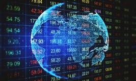 Investeer en geldconcept stock fotografie