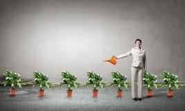 Investeer om uw inkomens te verhogen royalty-vrije stock foto's