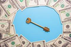 Investeer in Onroerende goederen royalty-vrije stock afbeeldingen