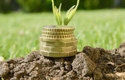 Investeer uw van de bedrijfs geld super kwaliteit abstract beeld stock foto's