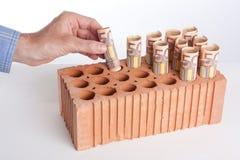 Investering 2 van onroerende goederen Royalty-vrije Stock Afbeelding