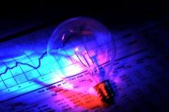 investering för 2 idéer Royaltyfri Fotografi