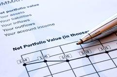 Investeringen Royalty-vrije Stock Fotografie