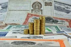 Investeringsmogelijkheden Stock Afbeelding