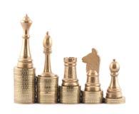 investeringstrategi Royaltyfri Fotografi