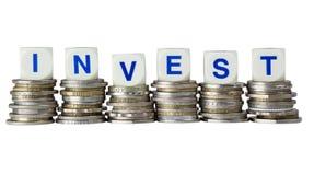 Investieren Sie Lizenzfreies Stockbild