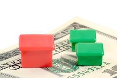 Investierung auf Eigentum Lizenzfreies Stockfoto