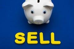 Investierung Ihrer Sparungen stockfoto