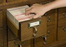 Investigación de la biblioteca Imagenes de archivo