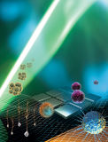 Investigación de la célula de Ctem libre illustration