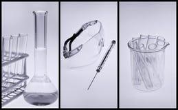 Investigación de la ciencia labolatory Imagenes de archivo