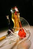 Investigación farmacéutica Foto de archivo libre de regalías