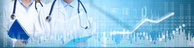Investigación farmacéutica del laboratorio stock de ilustración