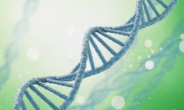 Investigación genética de la biotecnología libre illustration