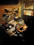 Investigación del crimen Imágenes de archivo libres de regalías