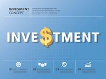 investimento Fotografia Stock