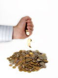 Investimento Fotografie Stock Libere da Diritti